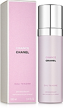 Fragrances, Perfumes, Cosmetics Chanel Chance Eau Tendre - Deodorant