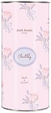 Fragrances, Perfumes, Cosmetics Heart Bath Bomb Set in Tube - Chantilly Heartbreak