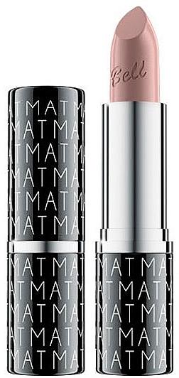 Matte Lipstick - Bell Velvet Mat Lipstick — photo N1