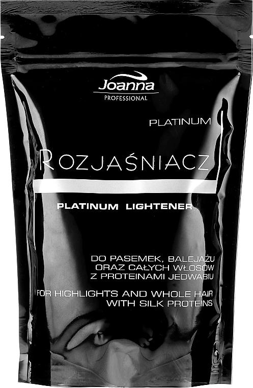 Hair Lightener Platinum - Joanna Professional Lightener (sachet)
