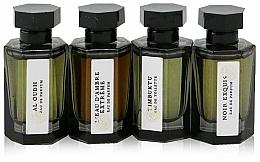 Fragrances, Perfumes, Cosmetics L`Artisan Parfumeur Collection D'Orient - Set (edt/mini/5ml + edp/mini/3*5ml)