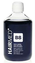 Fragrances, Perfumes, Cosmetics Anti-Yellow Shampoo - Hairmed B8 Eudermic Shampoo For White Hair
