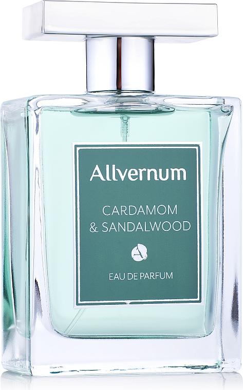 Allvernum Cardamom & Sandalwood - Eau de Parfum