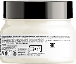 Anti-Deposit Protector Mask after Color, Balayage or Bleach - L'Oreal Professionnel Metal Detox Anti-deposit Protector Mask — photo N2
