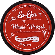 "Fragrances, Perfumes, Cosmetics Body Cream Mousse ""Magic Fairy"" - Lalka"