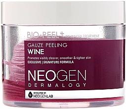 Fragrances, Perfumes, Cosmetics Red Wine Peeling Pads - Neogen Dermalogy Bio Peel Gauze Peeling Wine