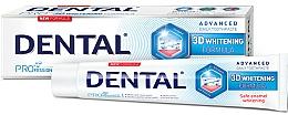 Fragrances, Perfumes, Cosmetics Whitening Toothpaste - Dental Pro 3D Whitening