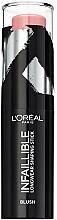 Fragrances, Perfumes, Cosmetics Face Stick Blush - L'Oreal Paris Infaillible Blush Shaping Stick