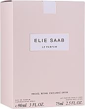 Fragrances, Perfumes, Cosmetics Elie Saab Le Parfum - Set (edp/90ml + b/lot/75ml)