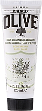 Fragrances, Perfumes, Cosmetics Body Balm with Olive Blossom - Korres Pure Greek Olive Blossom Body Balsam