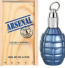 Fragrances, Perfumes, Cosmetics Gilles Cantuel Arsenal Blue - Eau de Parfum