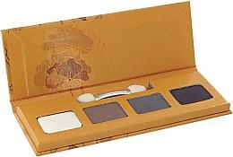 Fragrances, Perfumes, Cosmetics Eyeshadow Palette - Couleur Caramel Palette Regard Sublime