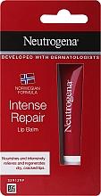 Fragrances, Perfumes, Cosmetics Revitalizing Lip Balm - Neutrogena Intense Repair Lip Balm
