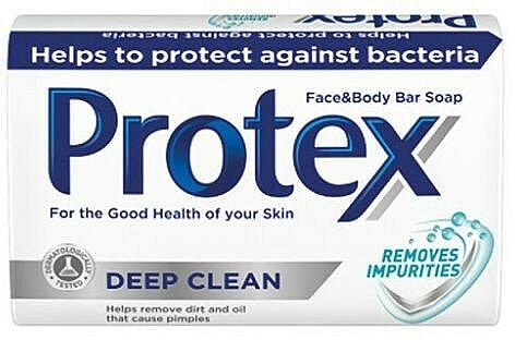 Antibacterial Soap - Protex Deep Clean Antibacterial Soap