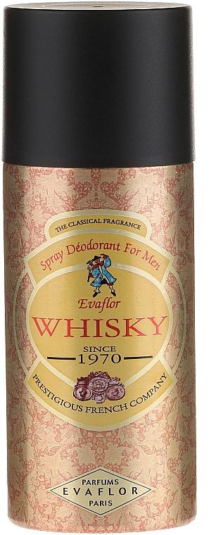 Evaflor Whisky - Deodorant
