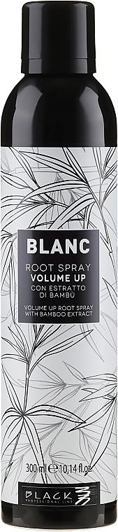 Volume Hair Spray - Black Professional Line Blanc Volume Up Root Spray