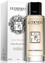 Fragrances, Perfumes, Cosmetics Le Couvent des Minimes Aqua Paradisi - Eau de Cologne