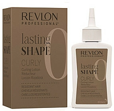 Fragrances, Perfumes, Cosmetics Curling Set for Resistant Hair - Revlon Professional Lasting Shape Curly Lotion Resistant Hair (lot/3x100ml)