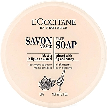 Fragrances, Perfumes, Cosmetics Cleansing Face Soap - L'Occitane Cleansing Face Soap