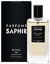Fragrances, Perfumes, Cosmetics Saphir Parfums The Last Man - Eau de Parfum