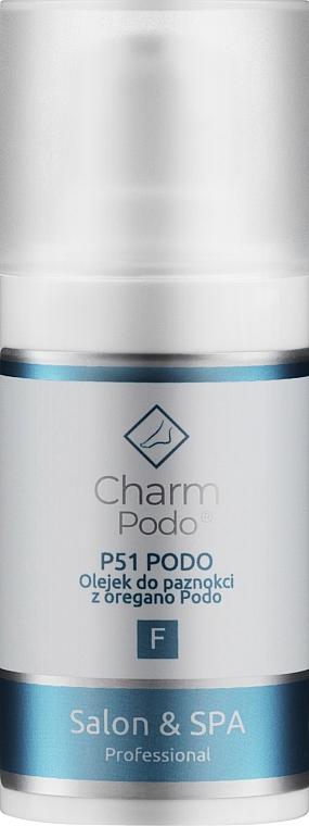 Oregano Nail Oil - Charmine Rose Charm Podo P51 — photo N1