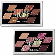 Fragrances, Perfumes, Cosmetics Eyeshadow Palette - Holika Holika Chunky Metal Palette