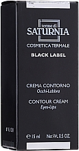 Fragrances, Perfumes, Cosmetics Eye and Lip Cream - Terme Di Saturnia Black Label Contour Cream Eyes And Lips