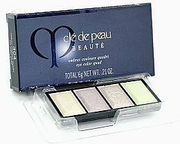 Fragrances, Perfumes, Cosmetics Eyeshadow Palette - Cle De Peau Beaute Eye Color Quad Refill