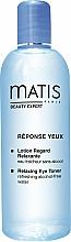 Fragrances, Perfumes, Cosmetics Refreshing Matcha Eye Lotion - Matis Reponse Yeux Relaxing Eye Toner