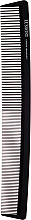 Fragrances, Perfumes, Cosmetics Hair Comb - Lussoni CC 102 Classic Versatile Cutting Comb