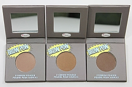 Fragrances, Perfumes, Cosmetics Brow Powder - TheBalm BrowPow Eyebrow Powder