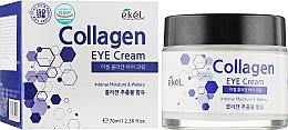 Fragrances, Perfumes, Cosmetics Moisturizing Collagen Eye Zone Cream - Ekel Collagen Eye Cream