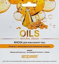 Fragrances, Perfumes, Cosmetics Eye Mask - BelKosmex Oils Natural Origin
