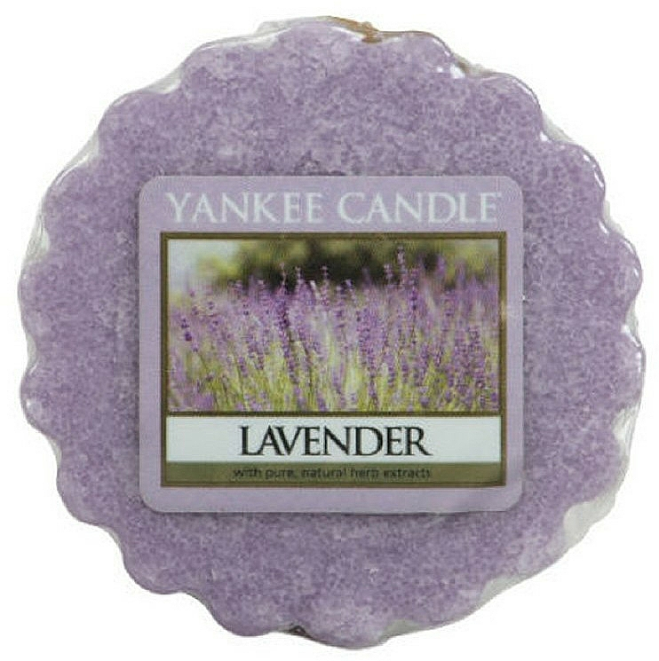Scented Wax - Yankee Candle Lavender Tarts Wax Melts