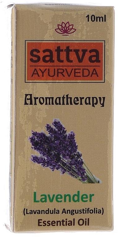 "Essential Oil ""Lavender"" - Sattva Ayurveda Lavender Essential Oil"