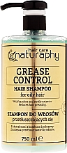 Fragrances, Perfumes, Cosmetics Bamboo & Nettle Extracts Shampoo - Bluxcosmetics Naturaphy Hair Shampoo