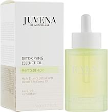 Fragrances, Perfumes, Cosmetics Nourishing Oil - Juvena Phyto De-Tox Detoxifying Essence Oil