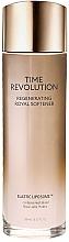 Fragrances, Perfumes, Cosmetics Repair Balancing Face Toner - Missha Time Revolution Regenerating Royal Softener