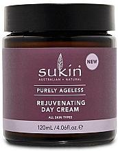 Fragrances, Perfumes, Cosmetics Rejuvenating Day Cream - Sukin Purely Ageless Rejuvenating Day Cream