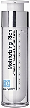 Fragrances, Perfumes, Cosmetics Moisturizing Face Cream - Frezyderm Moisturizing Rich Cream 45+