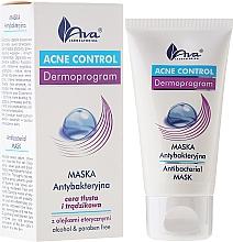 Fragrances, Perfumes, Cosmetics Antibacterial Mask - Ava Laboratorium Acne Control Antibacterial Mask