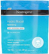 Fragrances, Perfumes, Cosmetics Hydrogel Face Mask - Neutrogena Hydro Boost Hydrating Hydrogel Mask