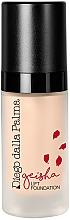 Fragrances, Perfumes, Cosmetics Foundation - Diego Dalla Palma Geisha Lifting Effect Cream Foundation