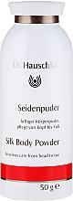 Fragrances, Perfumes, Cosmetics Silk Body Powder - Dr. Hauschka Silk Body Powder