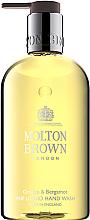 Fragrances, Perfumes, Cosmetics Molton Brown Orange & Bergamot Fine Liquid Hand Wash - Hand Cream-Soap