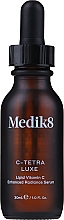Fragrances, Perfumes, Cosmetics Intensive Serum with Vitamin C & Antioxidants - Medik8 C-Tetra Luxe Lipid Vitamin C Enhanced Radiance Serum