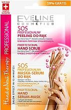 Fragrances, Perfumes, Cosmetics Aromatic Hand Peeling - Eveline Cosmetics Therapy