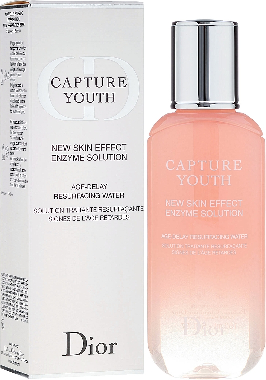 Enzyme Renewal Lotion - Dior Capture Youth New Skin Effect Enzyme Solution