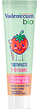 Fragrances, Perfumes, Cosmetics Kids Bio Toothpaste - Vademecum Bio Toothpaste