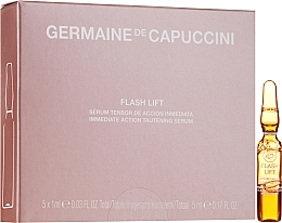 Fragrances, Perfumes, Cosmetics Face Serum - Germaine de Capuccini Flash Lift